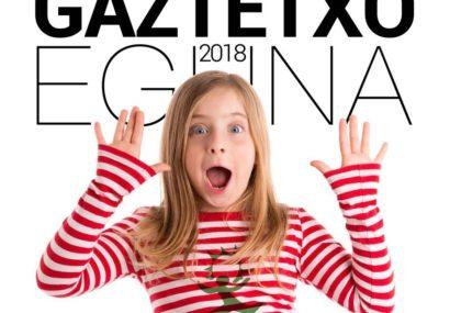 GAZTETXO EGUNA 2018!